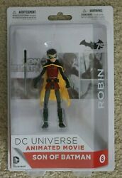 DC UNIVERSE DAMIAN WAYNE ROBIN SON OF BATMAN ANIMATED MOVIE FIGURE