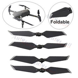 2 Pairs 8743F Low-Noise Quick-Release Propeller 2-Blade For DJI Mavic 2 Pro/Zoom $7.71