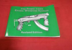 The Ruger 1022 Exotic Weapons System by Joe Ramos (1989 Paperback Revised)