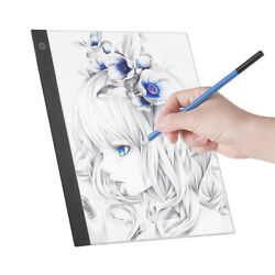 A3 A4 A5 LED Light Box Pad Slim Copyboard Tracing Drawing Board Graphic Tablet