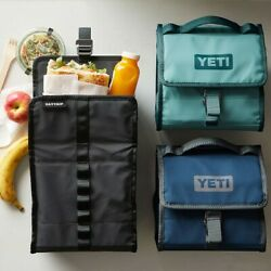 YETI Daytrip Lunch Bag - Multiple Colors Navy Charcoal River Green