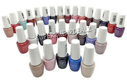 OPI GelColor Soak-Off Gel Polish 0.25 oz  7.5ml MINI - ANY COLOR NEW AUTHENTIC
