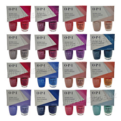 OPI ICONIC Matching DUO Set GelColor + Nail Lacquer - 15 ml  0.5 oz - AUTHENTIC