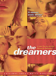THE DREAMERS (DVD 2004 NC-17 Version) - NEW SEALED DVD