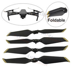 4pcs 8743 Low-Noise Quick-Release Propellers Prop Blade For DJI Mavic 2 Pro Zoom $7.71