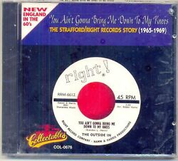 CD-The StraffordRight Records Story 1965-69~Garage comp-EXCELLENT! SEALED