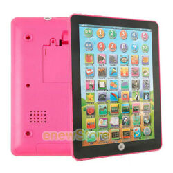 Educational Toys For 1-6 Year Olds Toddlers Baby Kids Boy Girl Learning Tablet $11.61