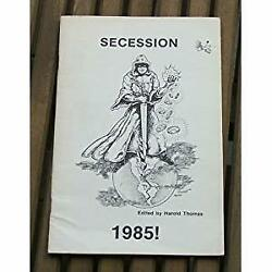 Secession 1985! RARE Older Loompanics Unlimited World Power Foundation 1981 $42.00