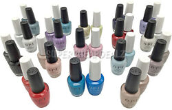 OPI GelColor + Nail Lacquer 15ml  0.5oz - 200+ MATCHING DUO SET - AUTHENTIC