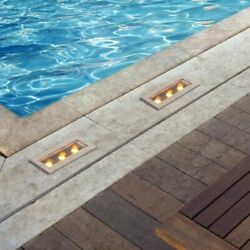Ground Light Floor Led Lights Stairs Buried Underground Recessed Yard Wall $50.66
