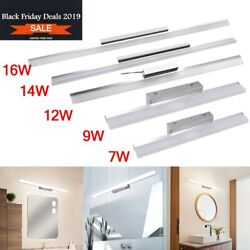 Bathroom Vanity Wall Lamp LED Makeup Front Mirror Light Bath Toilet Fixture Home $26.09