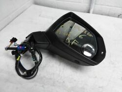Passenger Side View Mirror Power Painted Housing Memory Fits 17 AUDI Q7 804084
