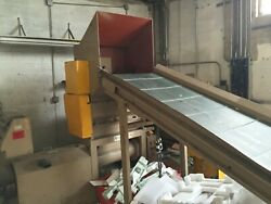Recycle-Tech XT500 Styrofoam Recycling Machine Hot Melt EPS