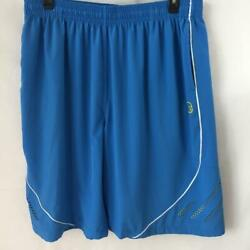 And1 one mens athletic shorts size 2XL blue 2 pockets 12