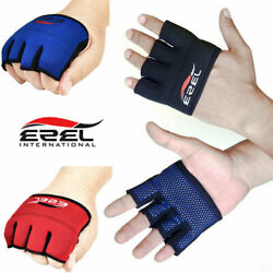 Weight Lifting Gloves Cycling Fitness Gym Exercise Training Half Finger Gloves $6.99