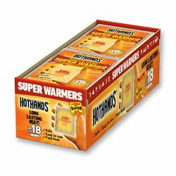 HotHands Body and Hand Super Warmer - Box of 40 Pieces $42.03