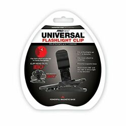 """8940 Nebo iPROTEC Universal Flashlight Clip fits any light up to 1"""" in diameter $3.99"""