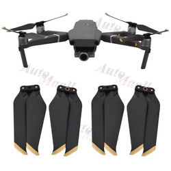 2 Pairs 8743F Low-Noise Quick-Release Propeller 2 Blade For DJI Mavic 2 Pro Zoom $7.71