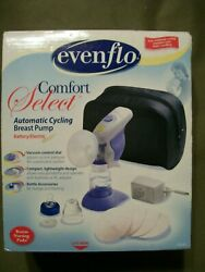 EVENFLO BREAST PUMP AUTOMATIC CYCLING USED $26.99