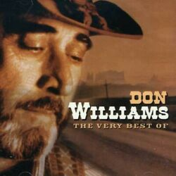 Don Williams Very Best of New CD $9.66