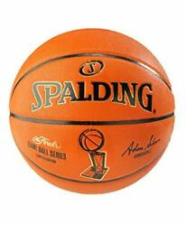 Spalding NBA Game Ball Series Replica Basketball Finals Edition New in Box $49.95