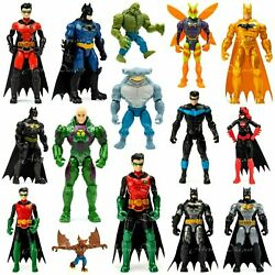 Spin Master Wave 1 4 DC Batman Caped Crusader 1st Edition 46 Figures 1 11 2021 $13.95