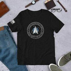 NEW United States Space Force USSF Grunt Style Distressed UNISEX T-Shirt XS-4XL $21.95
