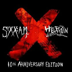Sixx:a.M. Heroin Diaries Soundtrack: 10th Anniversary New Vinyl LP Colored V $23.72