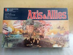 Axis and Allies Gamemaster Series $140.00