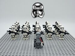 Star Wars First Order Captain Phasma Stormtrooper Army Set 21pc Lot USA SELLER $39.99