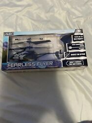 New fearless flyer drone that can fly up to 32 feet USB charging cord included $13.00