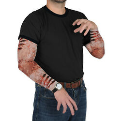 Zombie Bite Party Sleeves Pack of 12 $45.77