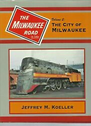 MILWAUKEE ROAD IN COLOR VOLUME 2: THE CITY OF MILWAUKEE $49.95