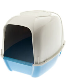 KRONO open and covered litter tray in plastic for cats Ferribiella $70.99