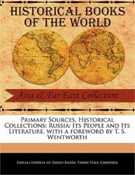 Russia: Its People and Its Literature Paperback or Softback $26.43