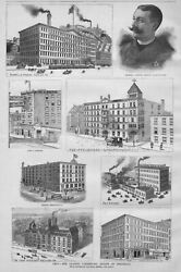 ARCHITECTURE COMMERCIAL BUILDINGS IN CINCINNATI FOSS SCHNEIDER BREWING PRINTING