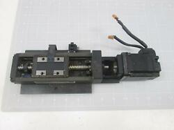 Sanyo Denki RB2566A-204 LM Guide Actuator T60699 $219.00