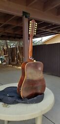 Bajo Sexto Antique For parts Or Repair $359.00