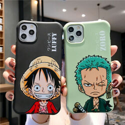 Cartoon One Piece Soft Phone Case Cover For iPhone11 Pro 6 7 8Plus XR XsMax Cute $8.15