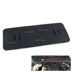 Satin Black Battery Tray Cover Cap For Audi A4 2002 2003 2004 2005 2006 2007 $13.21