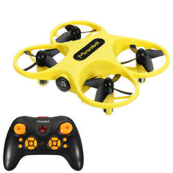 Mirarobot S60 Mini LED FPV Racing Drone Quadcopter Flight Mode Switch with $46.97