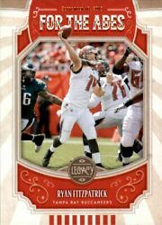 2019 Panini Legacy For the Ages #16 Ryan Fitzpatrick $0.99