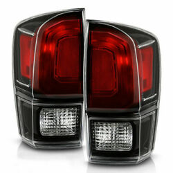 FITS TOYOTA TACOMA 2016-2020 TRD PRO TAILLIGHTS TAIL LIGHTS REAR LAMPS PAIR $186.00