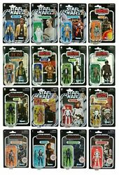 Star Wars 3.75quot; Vintage Collection Action Figure 26 Figures To Choose 12 5 20 $19.95