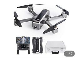 Potensic D88 Foldable Drone, 5G WiFi FPV Drone with 2K Camera, Carrying Case $210.00