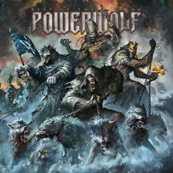 Powerwolf Best Of The Blessed New CD $15.21