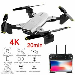 Best 4K Drone camera 50x Zoom Professional Wifi Drones Wide Angle Camera $109.99