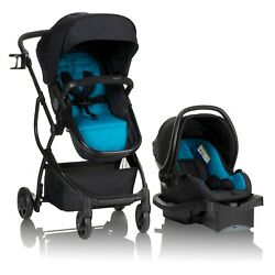 Evenflo Urbini Omni Plus Modular Travel System With LiteMax Rear Facing Infant $189.99