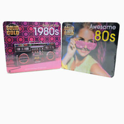 Solid Gold: Best of the 1980s  Awesome 80s CD Collector's Edition Tin