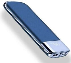 Ultra Thin 20000mAh Portable External Battery Charger Power Bank Fast Charge LED $19.99